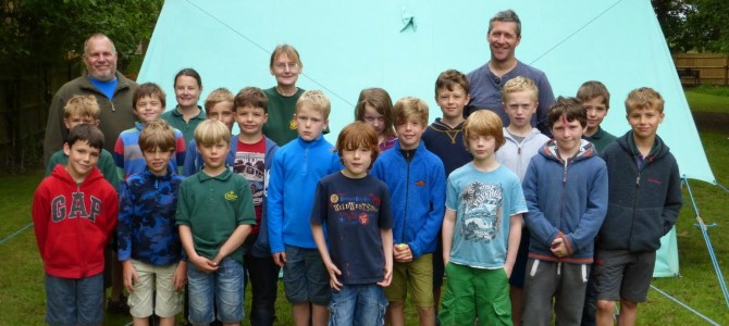 Cub / Beavers Camp – Photos