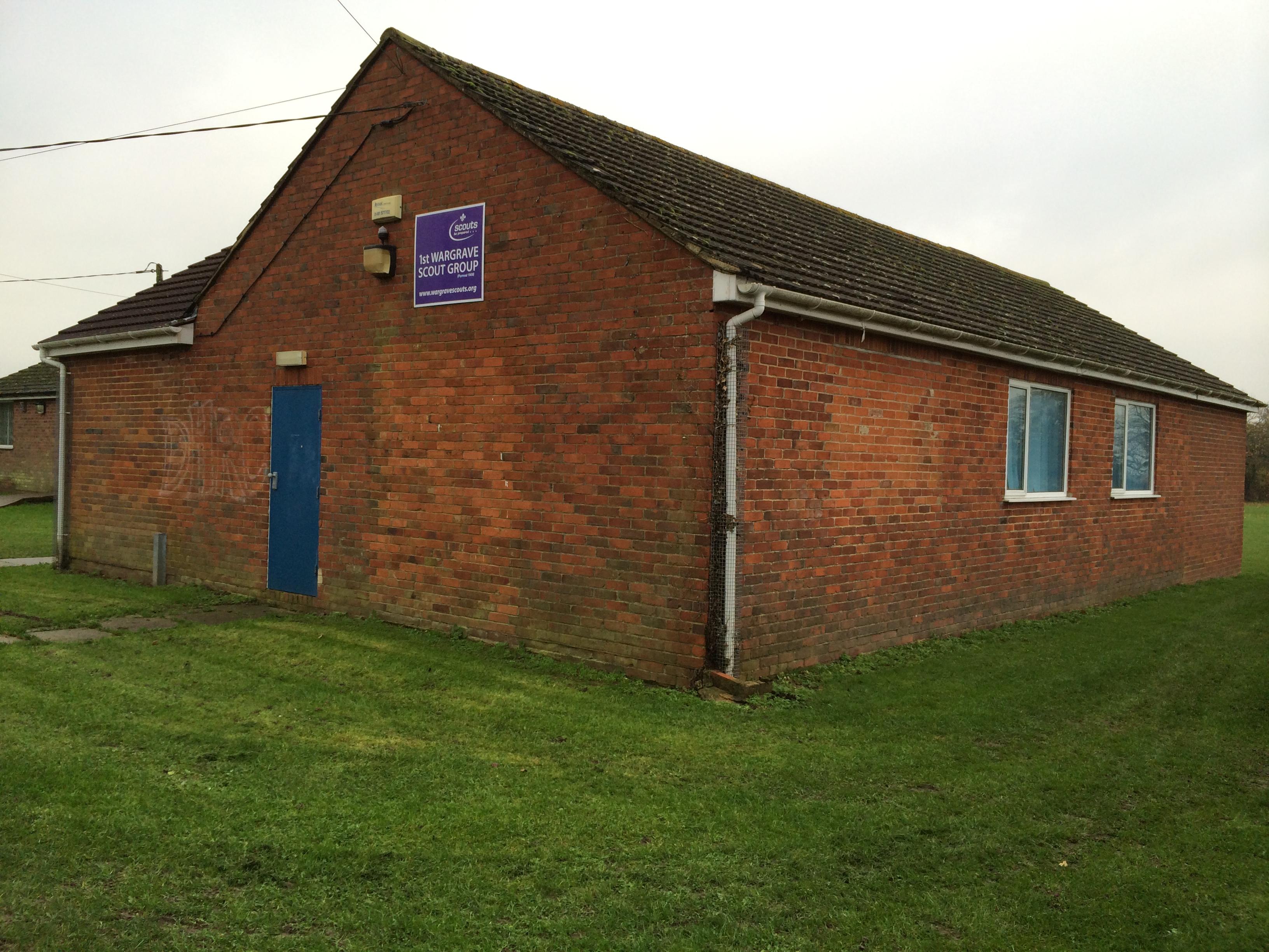 Wargrave Scout Hut