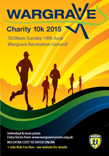 Wargrave 10K-Poster 2015